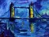 London Bridge, Nocturne