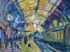 No1 Platform, St Pancras Station