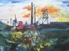 Lancashire Mine (Print)