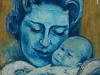 Princess Margaret And Child