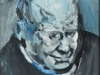 Old Winston Churchill