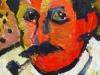 Portrait Derain After Vlaminck