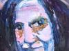 Shawled Woman