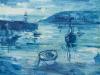Moonlit St Ives