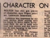 Bolton Evening News, 6th June 1975